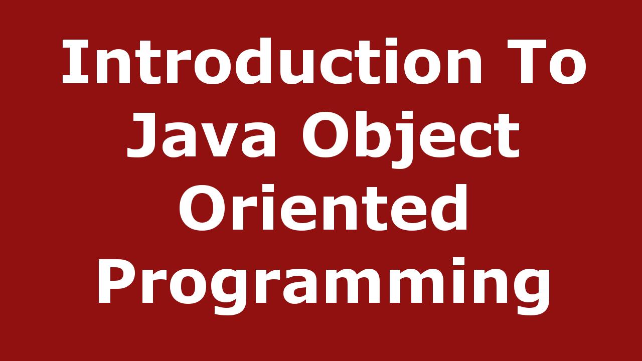 Java Tutorial Archives - Code Loop