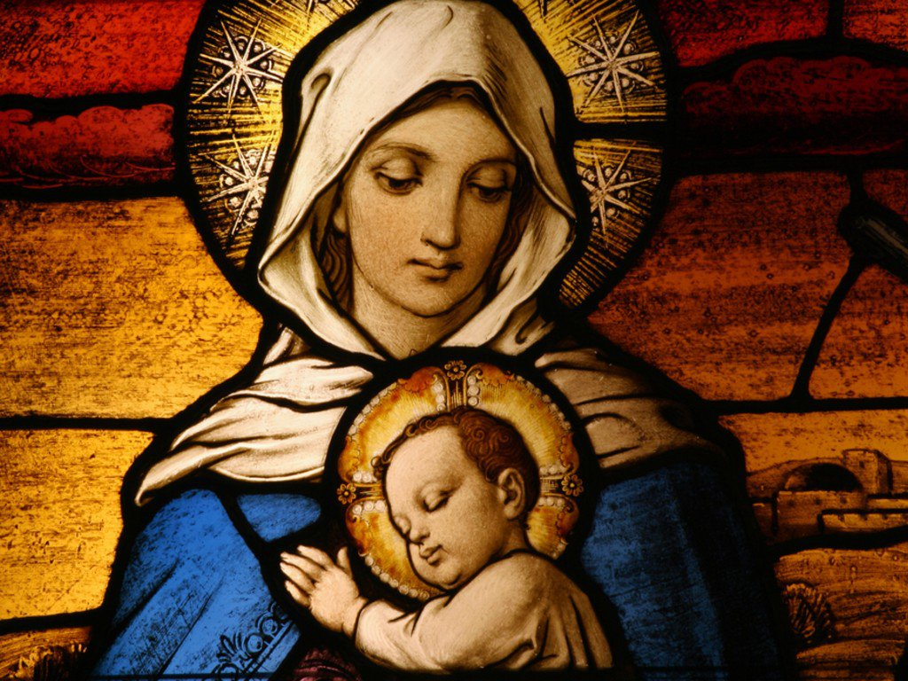 El Rosario narrado por María