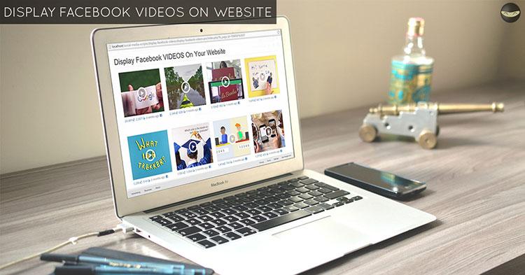 display-facebook-video-on-website