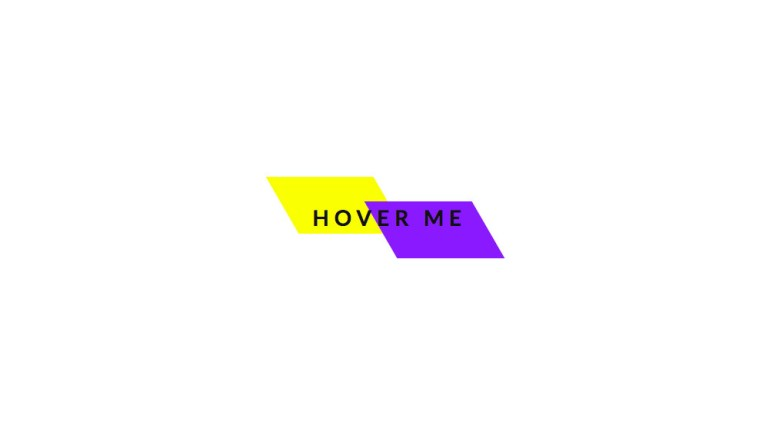 Button Hover Effect