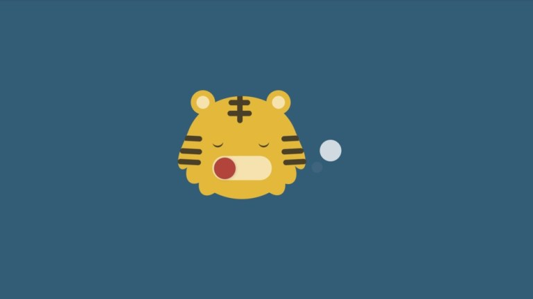 CodePen Challenge : CSS Tiger Toggle Switch