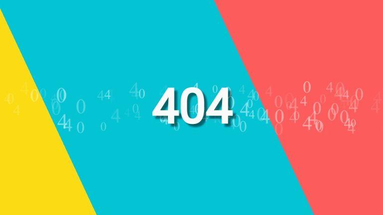 404 Particles with PixiJS