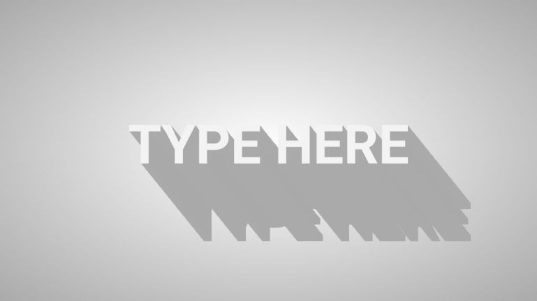 Netflix Style Text Animation with CSS