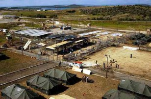 Aerial_image_of_Camp_xray,_January_2002