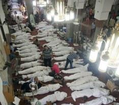 egypt dead