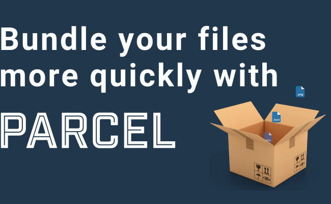 Bundle Your Files Lightning Fast With Parcel Js Coder Coder