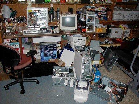 garage informatique