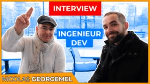 Grégory : Ingénieur développement
