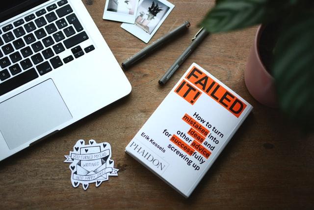 échec et réussite des développeurs - Photo by Estée Janssens on Unsplash
