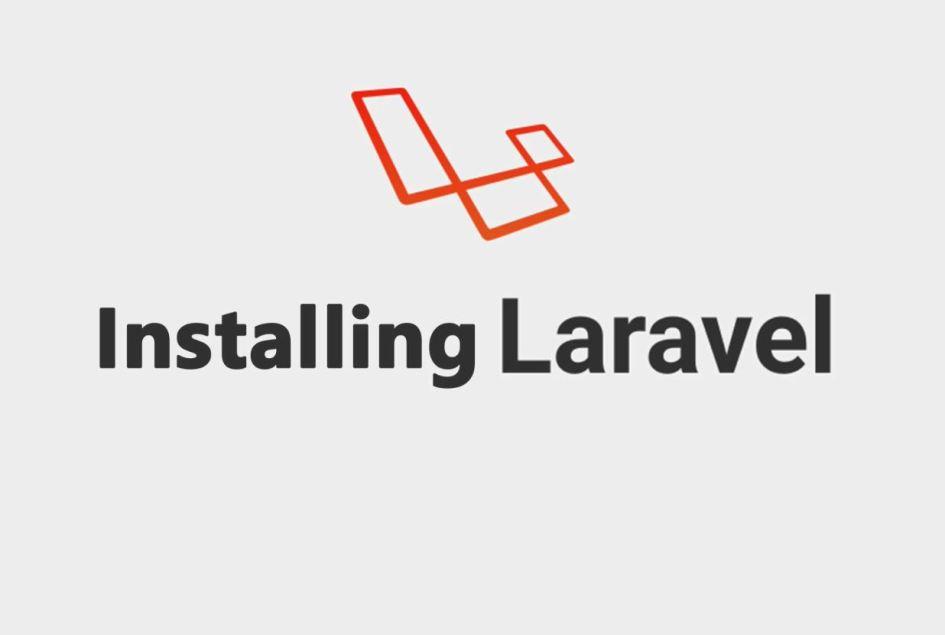 Install laravel