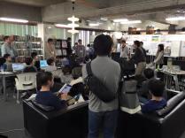 小学生・中学生向けプログラミングクラブ(CoderDojoさいたま第24回2016年2月28日)開催レポート