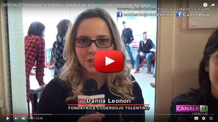 Danila Lenori racconta CuoreDojo