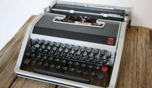 Olivetti Lettera DL (no, non è un vecchio notebook)
