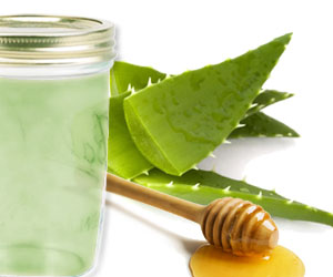 Moisturizing Aloe Honey No Poo Recipe