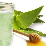 Moisturizing Aloe Honey No Poo Recipe