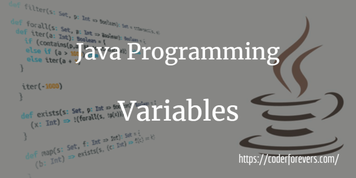 Java Variable