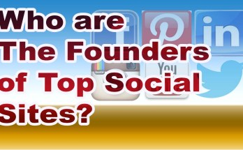 Who are the Founders of Top Social sites?