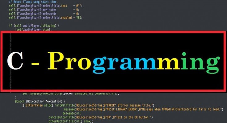 C PROGRAMMING PROJECTS