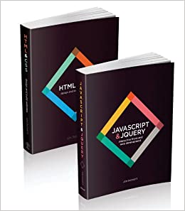 Web Design with HTML, CSS, JavaScript, and Jquery: Best book to learn web development