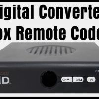 Digital Converter Box Remote Codes
