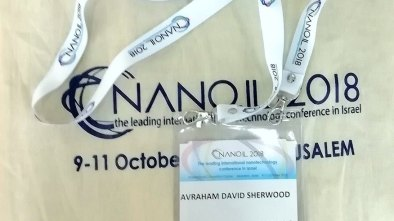 NANO.2018.IL THE ANNUAL NANOTECHNOLOGY CONFERENCE 2018