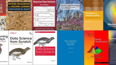 Recommended Books On ML/DL