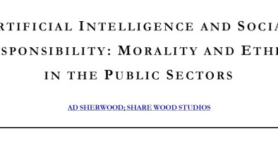 AI and Social Responsibility