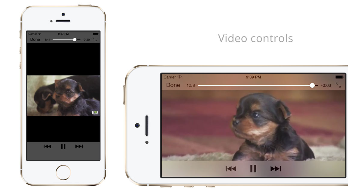 YouTube Video Player - iPhone App Template