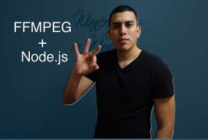 How to Batch Process video conversions using FFMPEG with Node.js