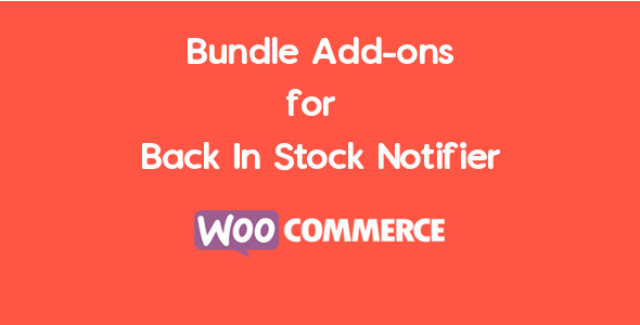 Back In Stock Notifier – Bundle Add-ons