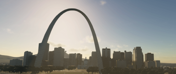 St. Louis in The Crew