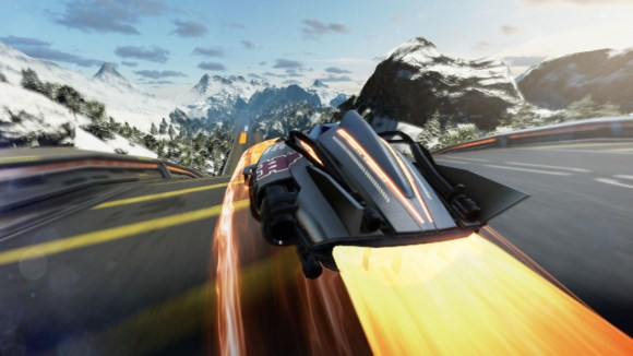 FAST Racing NEO in-game screenshot