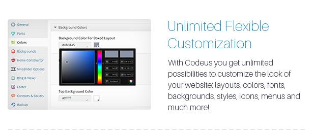 Codeus — Multi-Purpose Responsive WordPress Theme - 20