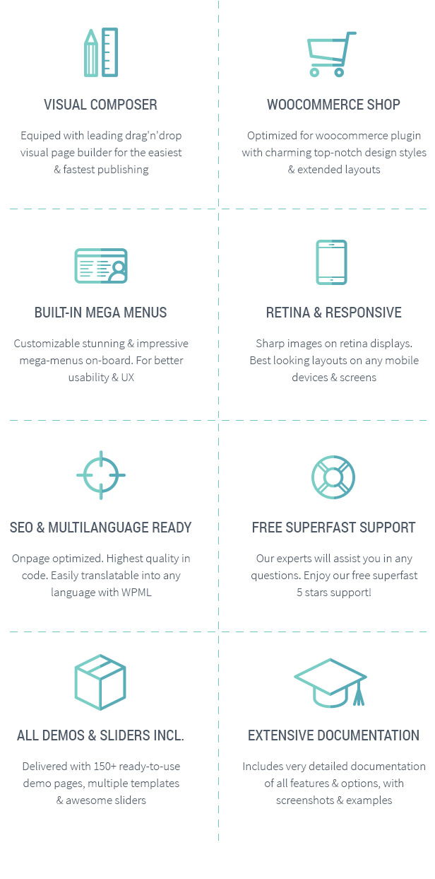 Scalia - Multi-Concept Business, Shop, One-Page, Blog Theme 5