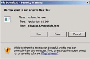 File download security warning