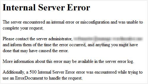 Common WordPress Errors  WordPress Codex