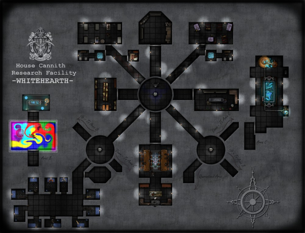 Whitehearth Facility (by Alphstar)