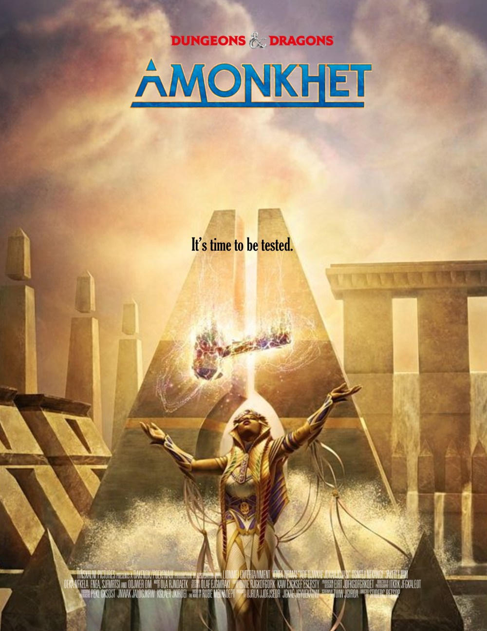 Codex Anathema - Amonkhet