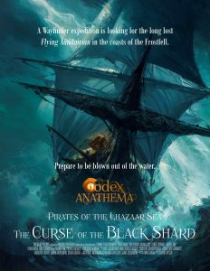 Codex Anathema - Pirates of the Lhazaar Sea (1) The Curse of the Black Dragonshard