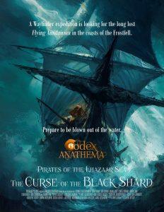 Codex Anathema - Pirates of the Lhazaar Sea (1) The Curse of the Black Dragonshard