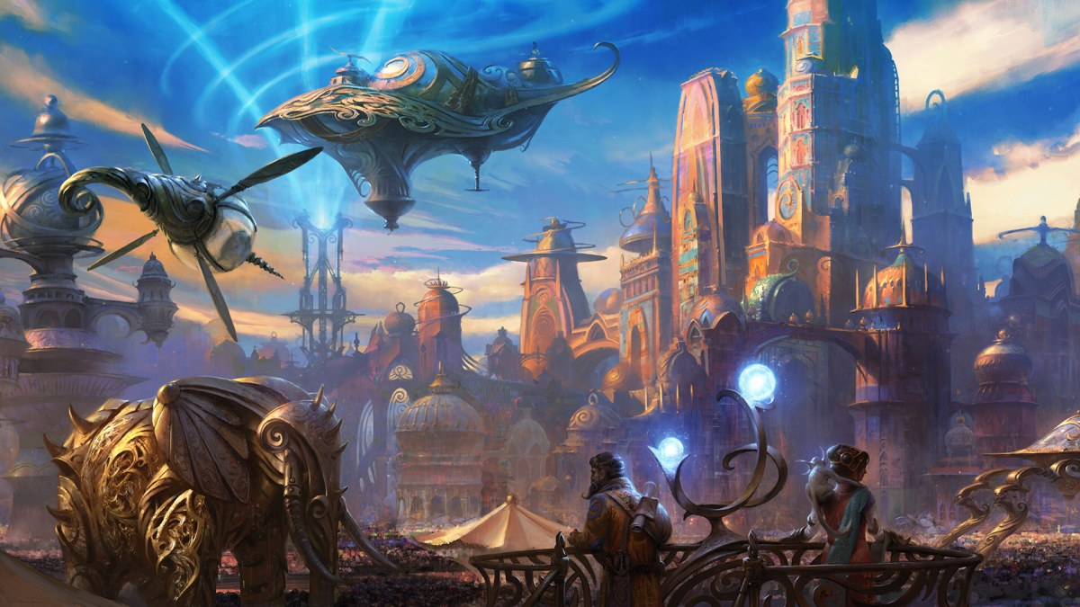 K is for Kaladesh