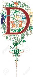 alphabet (d)