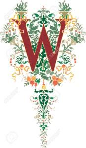 alphabet (w)