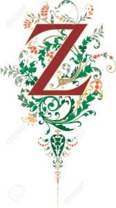 alphabet (z)