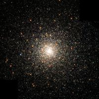 The Messier 80 globular cluster in the constellation Scorpius