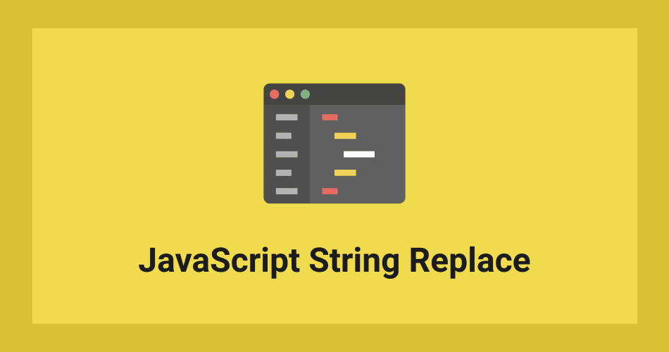 Replace all occurrences of string in Javascript