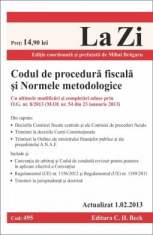 carte Codul fiscal+norme 2013