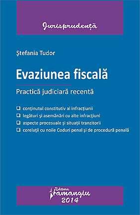 carte-evaziunea-fiscala-practica-judiciara