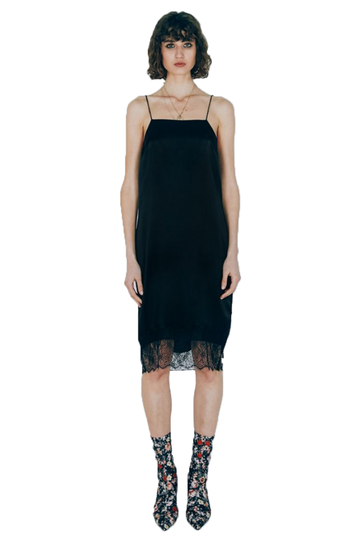 Isabelle Quinn La Verne Slip Dress