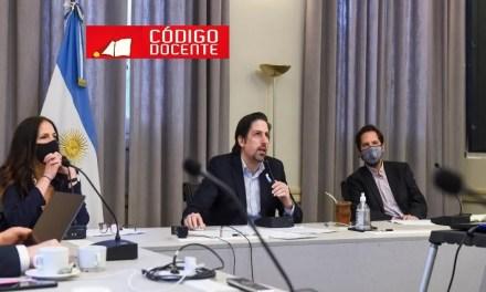 Trotta presentó la integración del Consejo Nacional de Calidad de la Educación